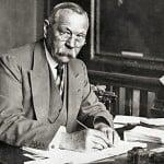 Vídeo (sim, VÍDEO!) com Arthur Conan Doyle