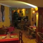 Restaurante Ruccula, em Alvor (Algarve, Portugal)
