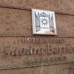 Hotel Naoura Barrière, em Marrakech