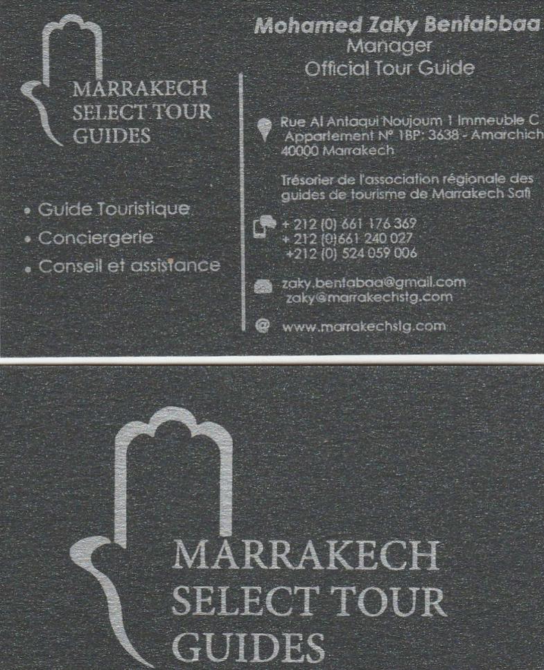 Guia de turismo em Marrakech