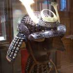 No Museu Britânico, uma das inspirações para o capacete de Darth Vader