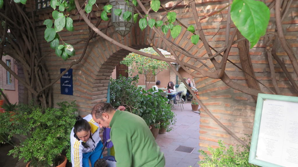 Jardim Majorelle, em Marrakech