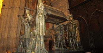 Túmulo de Cristóvão Colombo, em Sevilha