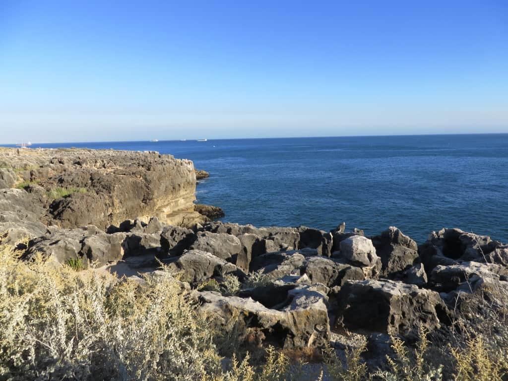 Mais vista para o mar