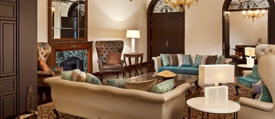 Hotel Old Cataract, no Egito, e Agatha Christie