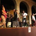 Dança flamenca em Córdoba (Espanha)