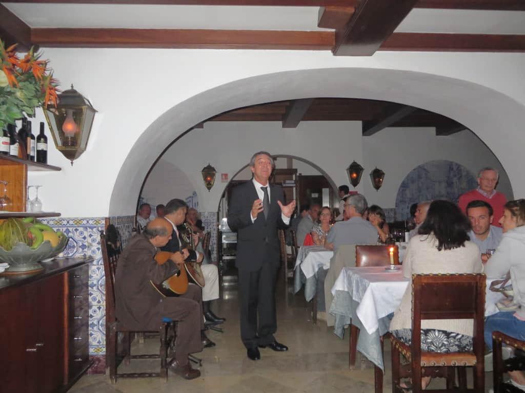 Casa de fado em Lisboa: A Severa