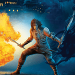 """Jogo """"Prince of Persia Shadow & Flame"""", no Android"""