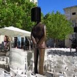 Fernando Pessoa: o prédio onde ele nasceu, em Lisboa