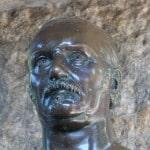 O túmulo de Allan Kardec, em Paris