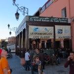 """Café Glacier, em Marrakech: tenha uma privilegiada visão do mercado Jemaa el-Fnaa, onde foram gravadas cenas de """"O Homem que Sabia Demais"""""""