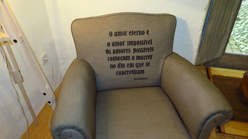 Espaço Eça, em Leiria, Portugal