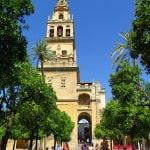Os sinos da Catedral de Córdoba (Espanha)