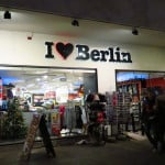 """Lojas """"I Love Berlin"""", em Berlim: compre lembranças de sua viagem"""