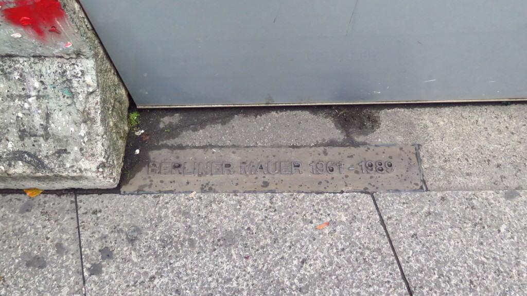Visite o Muro de Berlim