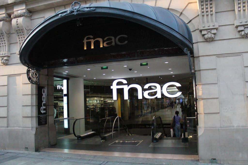 FNAC em Paris