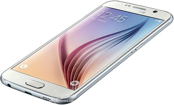 Galaxy S6: sem bateria removível!