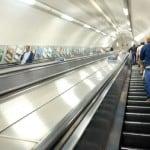 Londres: Etiqueta em filas
