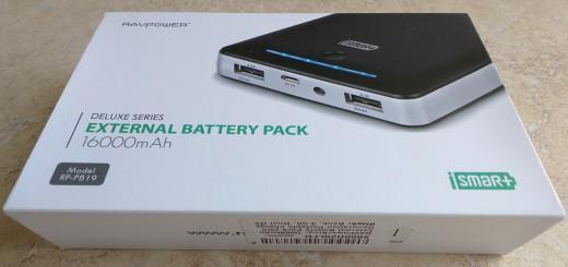RAVPower: Dica de carregador portátil para smartphones, tablets e câmeras