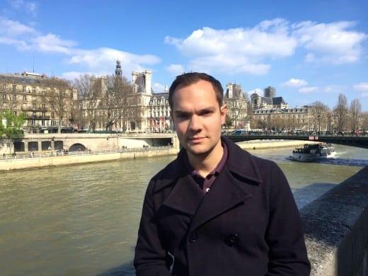 Umberto Farias: dica de guia de turismo em Paris