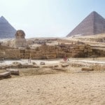 Evite visitar as Grandes Pirâmides e a Esfinge no 1° dia de sua viagem