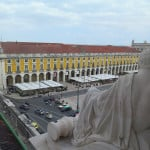 O Arco da Rua Augusta, em Lisboa: visão espetacular em 360 graus