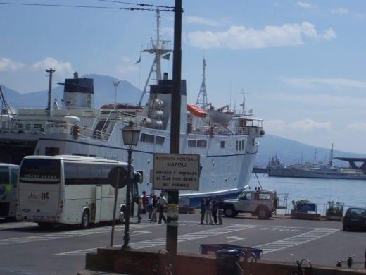 Como ir a Capri (Itália) a partir de Nápoles