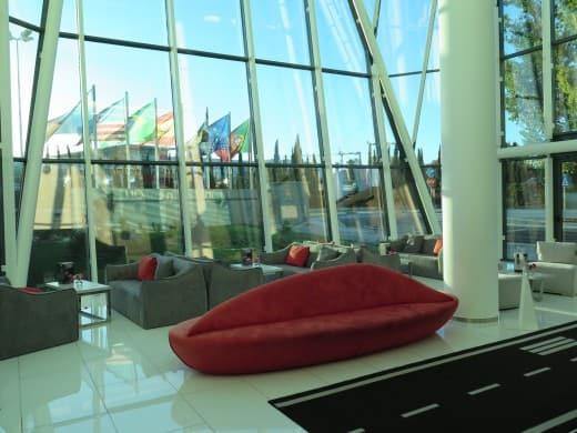 Hotel Tryp Aeroporto, em Lisboa