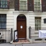 Visite a casa de Benjamin Franklin, em Londres
