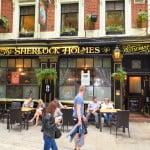 Conheça o Pub Sherlock Holmes, em Londres