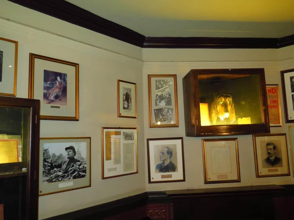 Pub Sherlock Holmes, em Londres