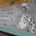 Agatha Christie em Londres: exposição na Bankside Gallery