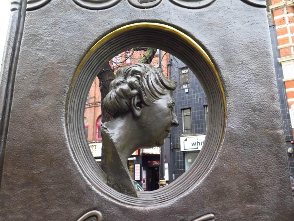 Memorial Agatha Christie, em Londres