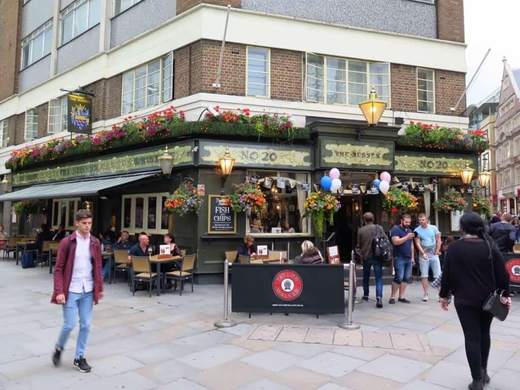 Pub The Sussex