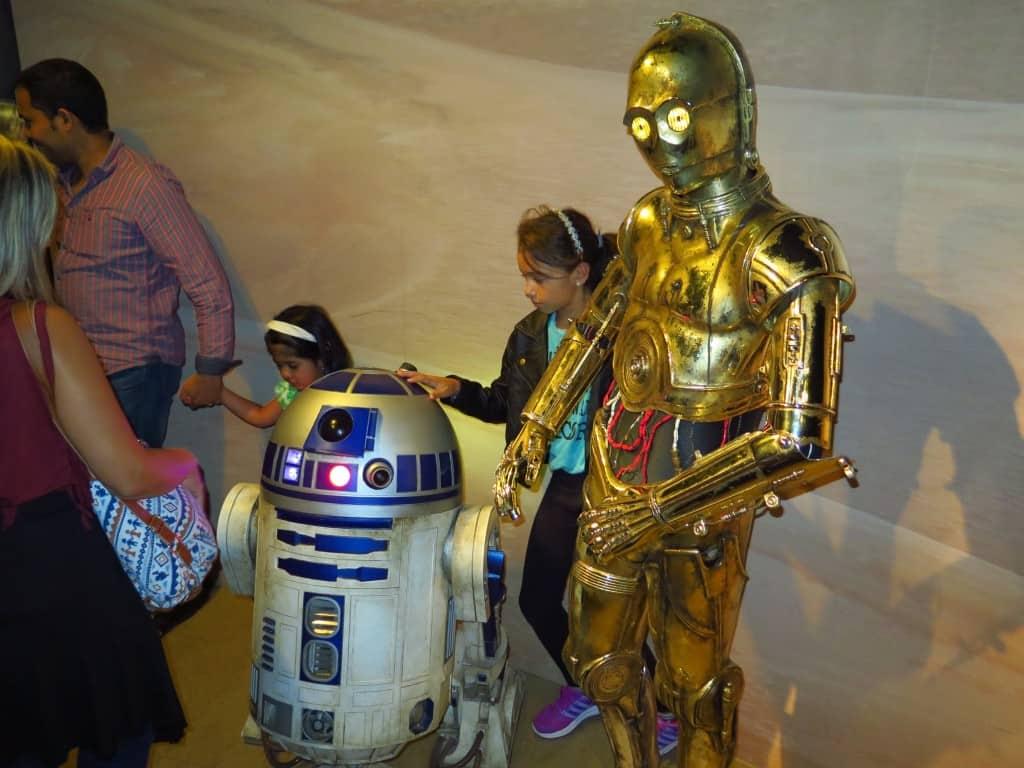R2-D2 e C3PO