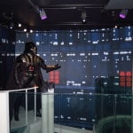 Seção STAR WARS no Madame Tussauds de Londres