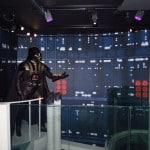 Seção STAR WARS no Madame Tussauds de Londres