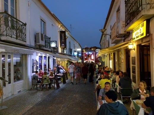 Restaurante D. Henrique, em Lagos, Algarve, Portugal