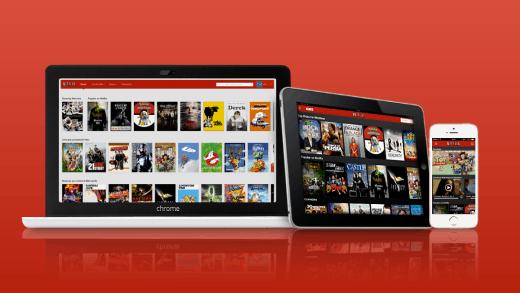 Netflix consegue diminuir consumo de banda de internet, sem perder qualidade da imagem