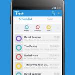Fresh: Aplicativo para programar o envio de SMS em seu Android