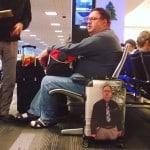 Dica inusitada para evitar que peguem a mala errada no aeroporto