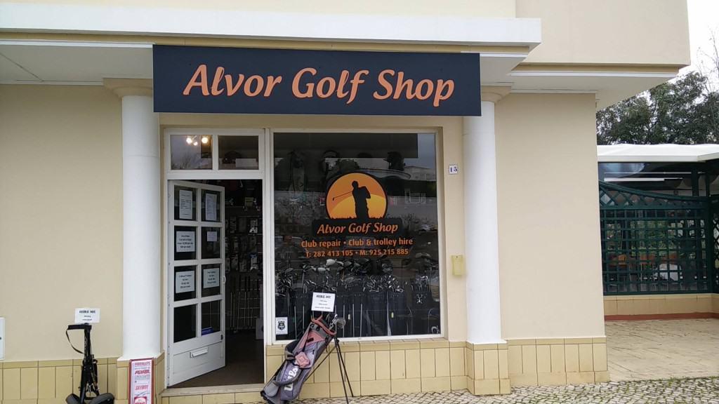 Alvor Golf Shop | Alvor, Algarve, Portugal