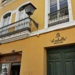 Compra de artigos de equitação em Sevilha