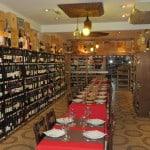 Restaurante e garrafeira Veneza, no Algarve: paraíso para quem gosta de vinhos