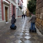 Transporte em Madri: use o divertido Segway