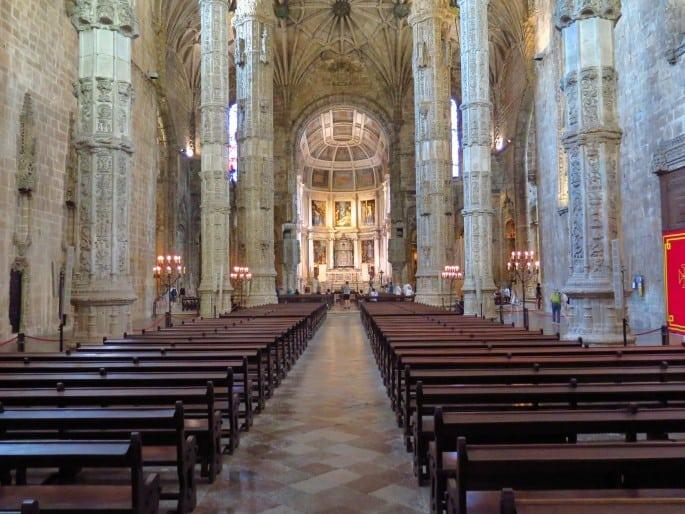 Igreja de Santa Maria de Belém | Mosteiro dos Jerónimos