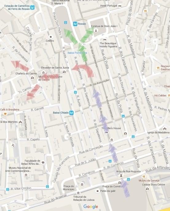 Mapa-1-Dia-Lisboa-Praca-Comercio