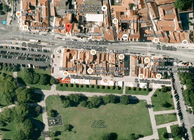 Rua Vieira Portuense, Lisboa