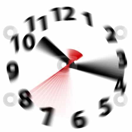 Relógio | Pressa