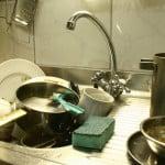Analise antes o banheiro de um restaurante, não a cozinha